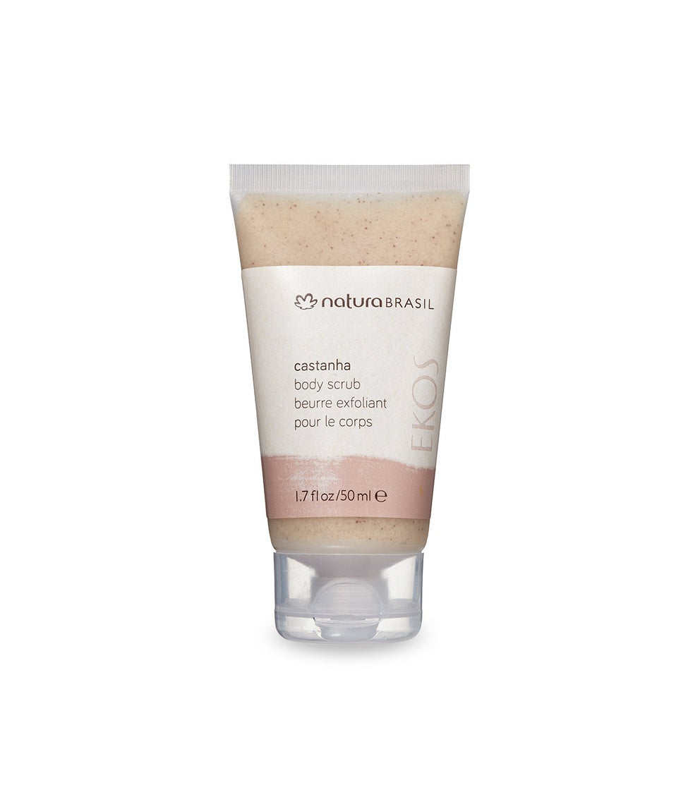 Castanha Body Scrub_mobile - 1.7oz / 50g
