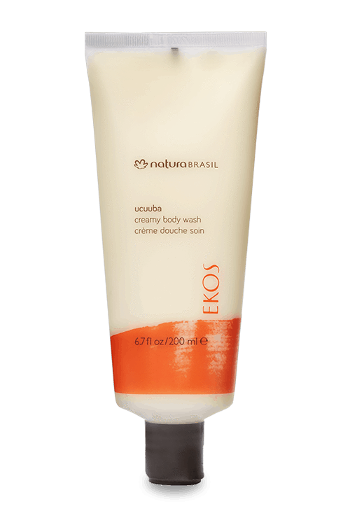 Ucuuba Creamy Body Wash