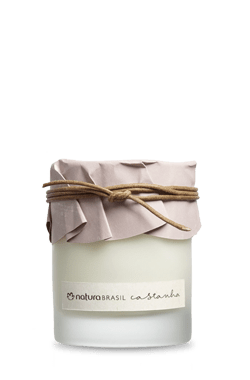 Castanha Scented Candles