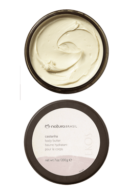Castanha Body Butter