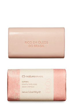 Cumaru Creamy Body Soap