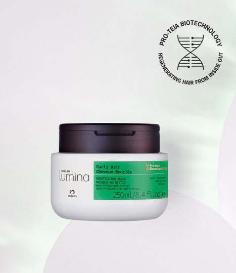 Nourishing Mask for Curly Hair Lumina - Natura_mobile