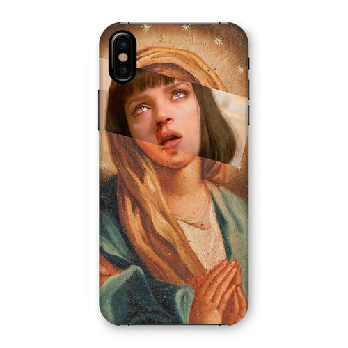 Virgin Mia Phone Case