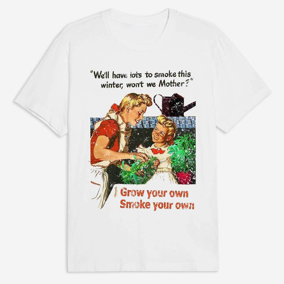 Grow Your Own Tee