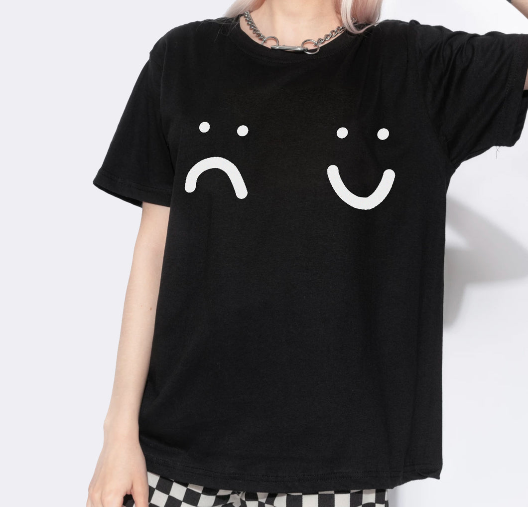 Happy or Sad Tee