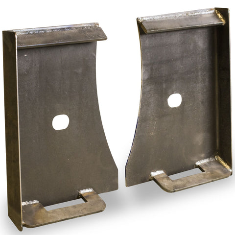 2-piece universal quick attach conversion plates