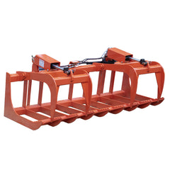 ROOT GRAPPLE & PALLET FORKS COMBO DEAL