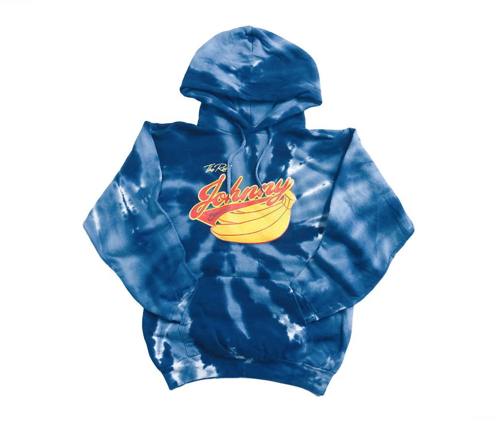 Iconic Tie Dye Hooded Sweatshirt