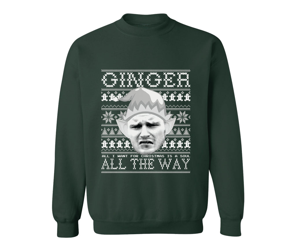 Ginger All The Way