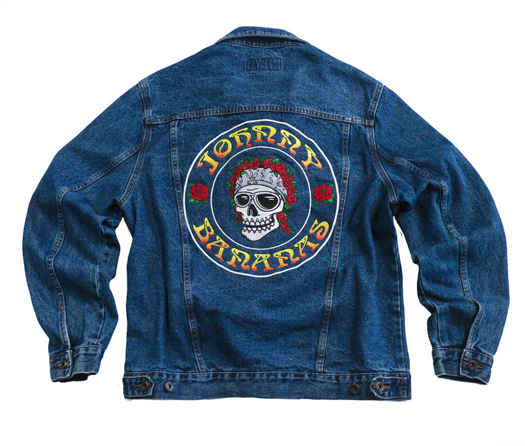 Limited Edition Denim Jacket