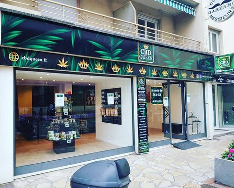 Cbd Queen , Cbd shop Cannes , Antibes et Nice