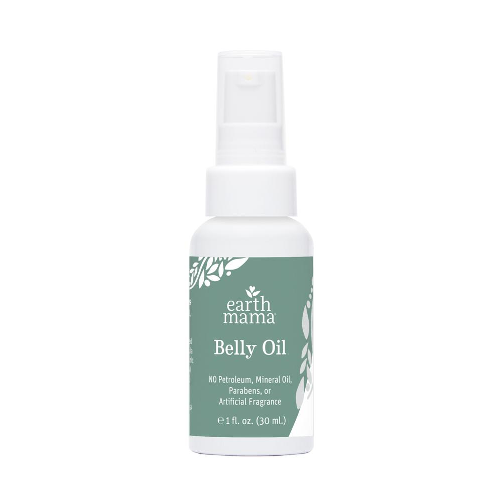 Earth Mama Organic Belly Oil