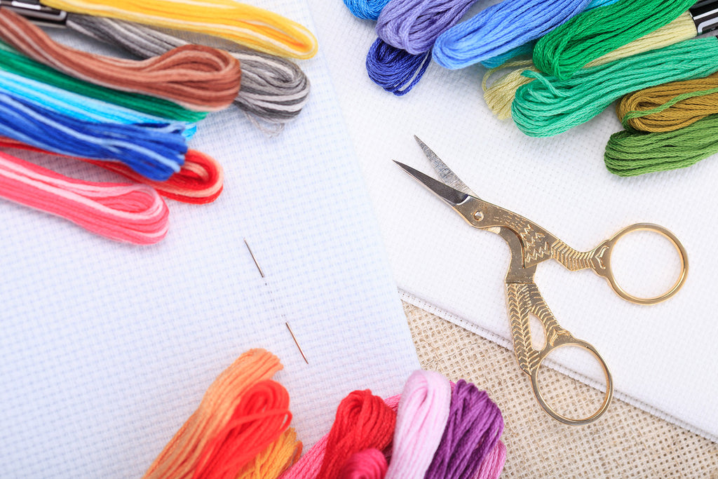 Finding The Best Embroidery Scissors