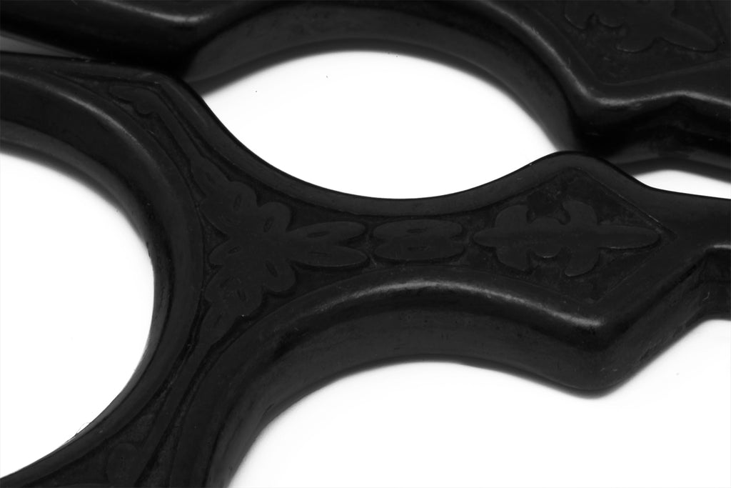 Fleur Black Craft Scissors