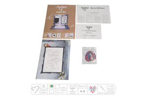 Anchor Craft Kit - Exams Card Contents