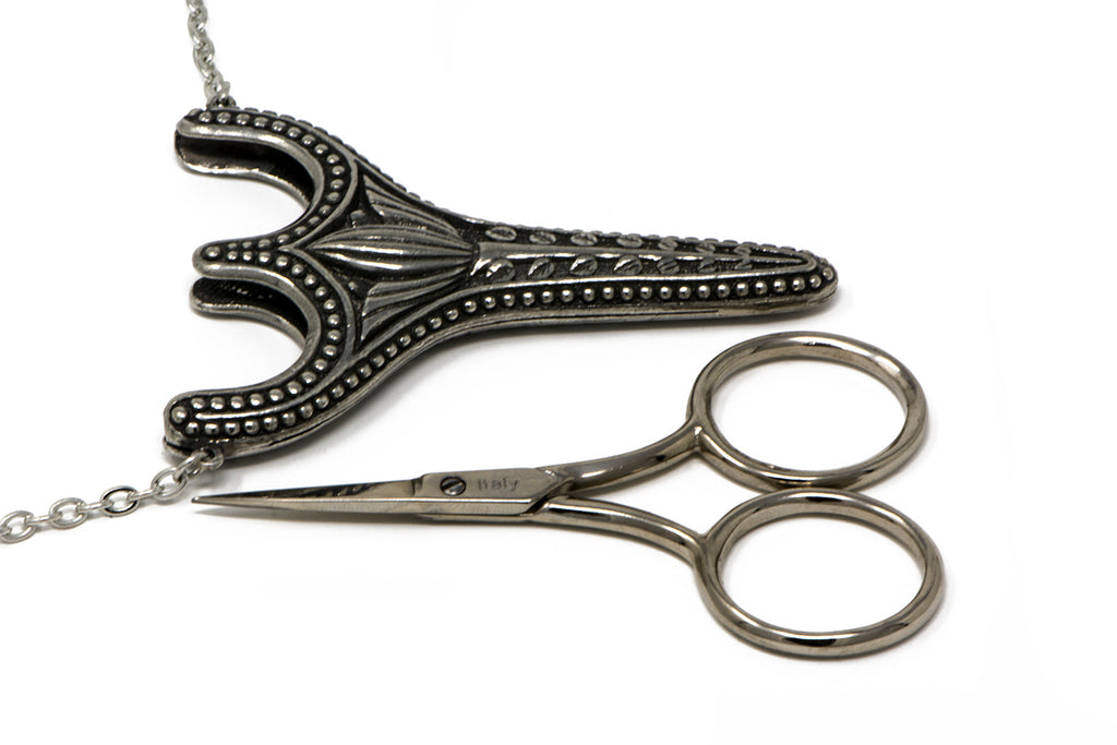 Chatelaine Embroidery Scissors