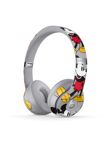 Beats Solo3 Wireless On-Ear Headphones - Mickey's 90th Anniversary Edition - Soul Rich Village