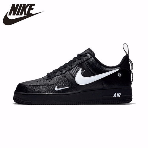 Nike Original Authentic Air Force 1 07 LV8 Utility Pack Men's Skateboarding Shoes Sneakers Athletic Designer Footwear #AJ7747 - Soul Rich Village
