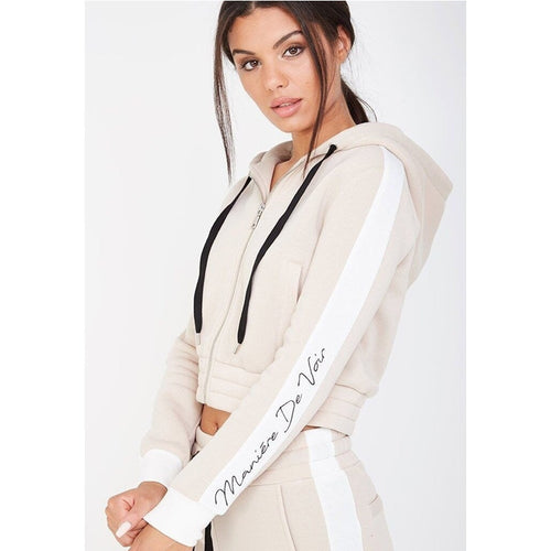 Z&P 2019 Hot Selling Women Casual Sportswear Lovely Printed Hoodies long-sleeved Suit Sexy Tenue Femme Sportswear Sets - Soul Rich Village