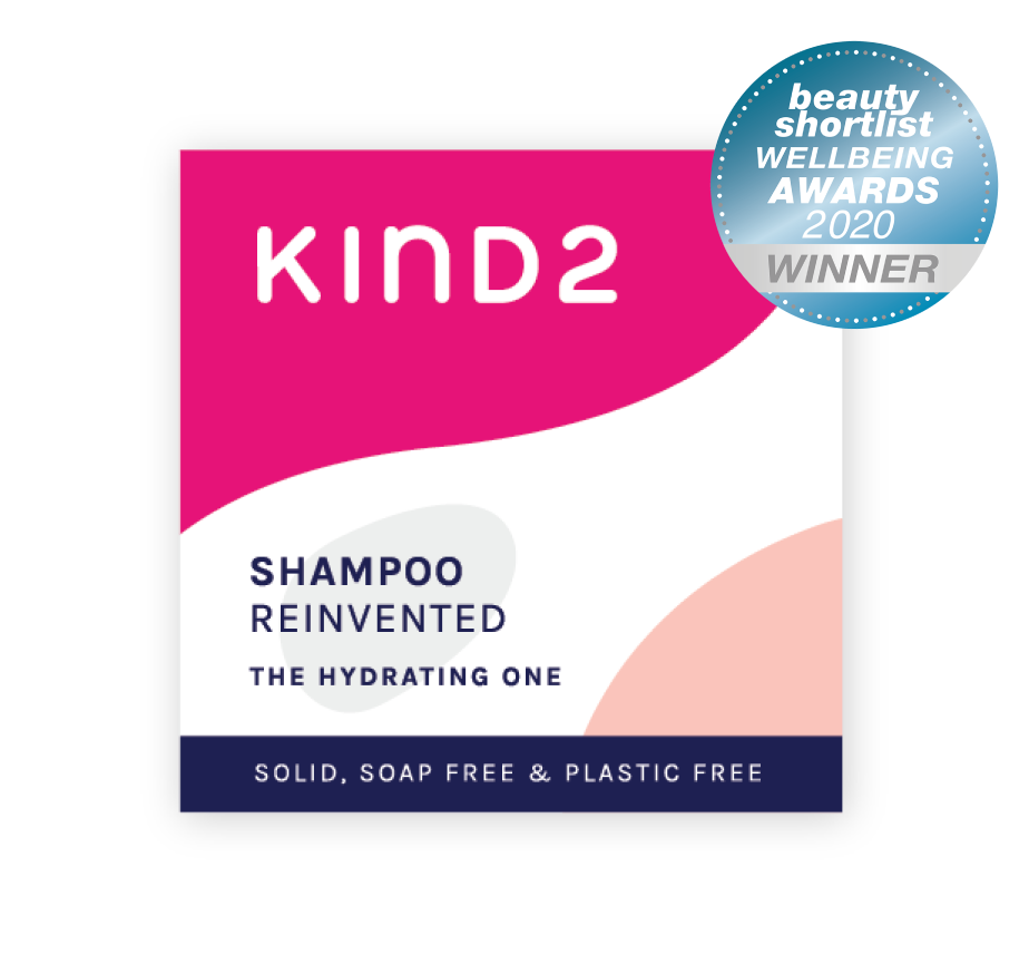 KIND2 - The Hydrating One - Solid Shampoo Bar