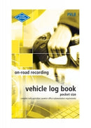 Vehicle Log Book Zions Pocket Pvlb