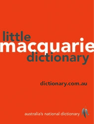 Dictionary Macquarie Little