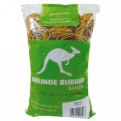 Rubber Bands Bounce 500gm Size 34