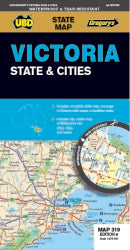 Map Ubd/gre Victoria State & Cities 319 8th Ed
