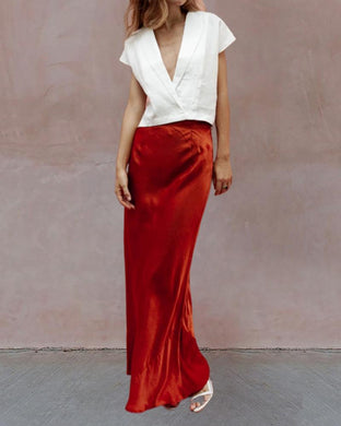 Fashion Sexy Street Hipster Wide Leg Pants Suit