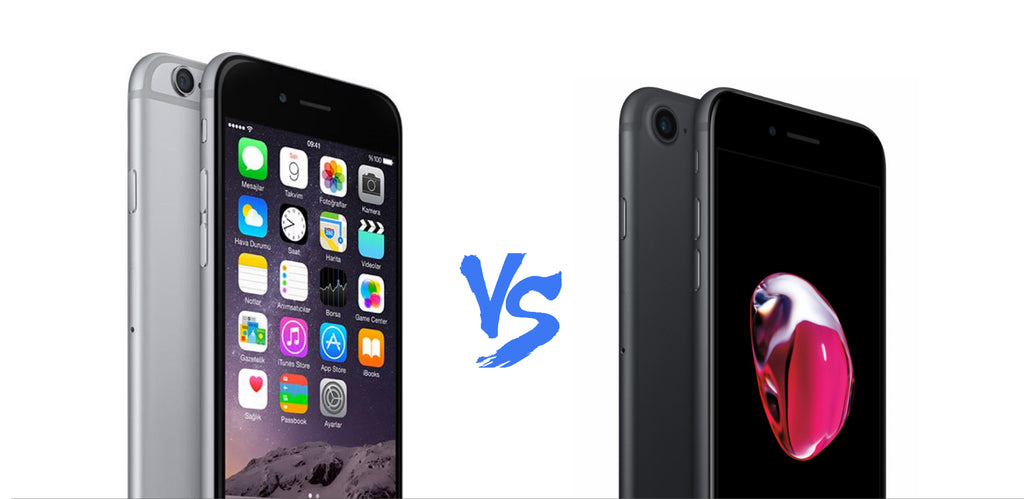 iPhone 7 vs. iPhone 6S vs. iPhone 6: what's the difference?