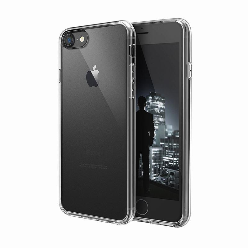 Slim Clear Case for iPhone 8 - Cellect Mobile