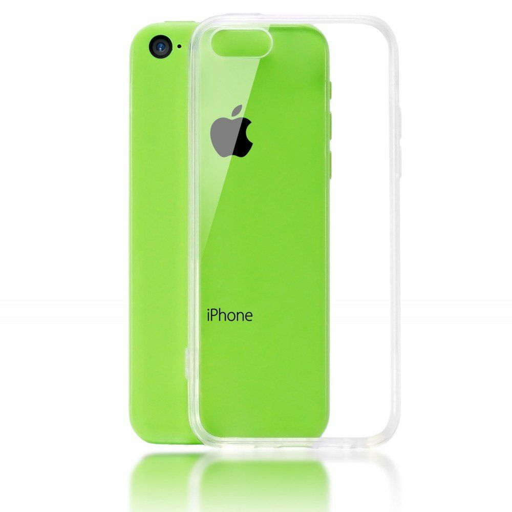 Slim Clear Case for iPhone 5c - Cellect Mobile