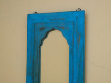 Load image into Gallery viewer, Wooden distress rustic finish mirror
