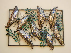 Shivay Arts Butterfly Wall Decor