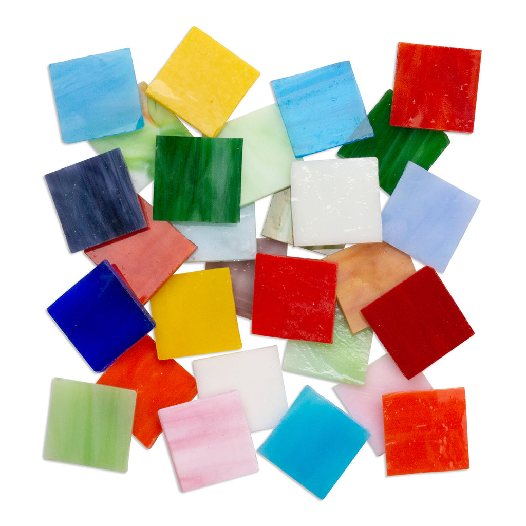 Assorted 2.5 x 2.5cm 250g