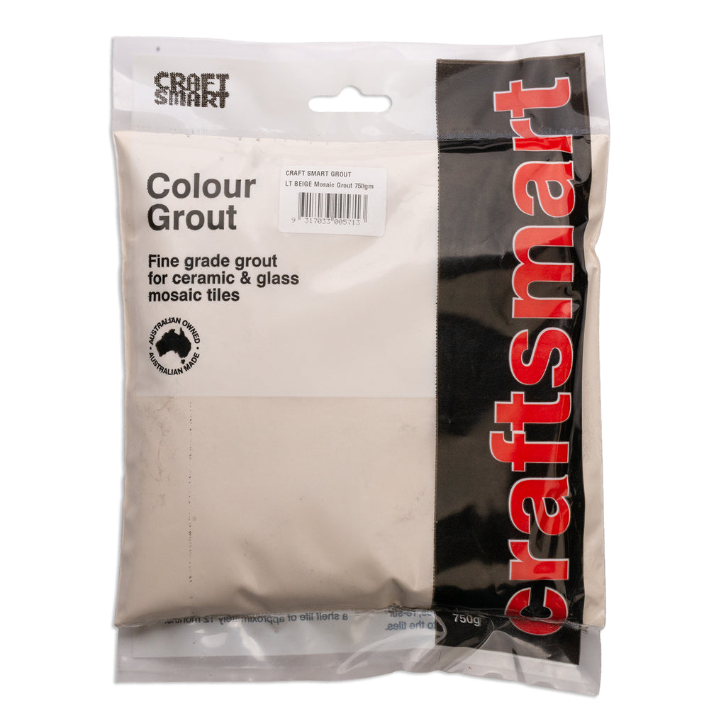 Fine Grade Grout - Light Beige