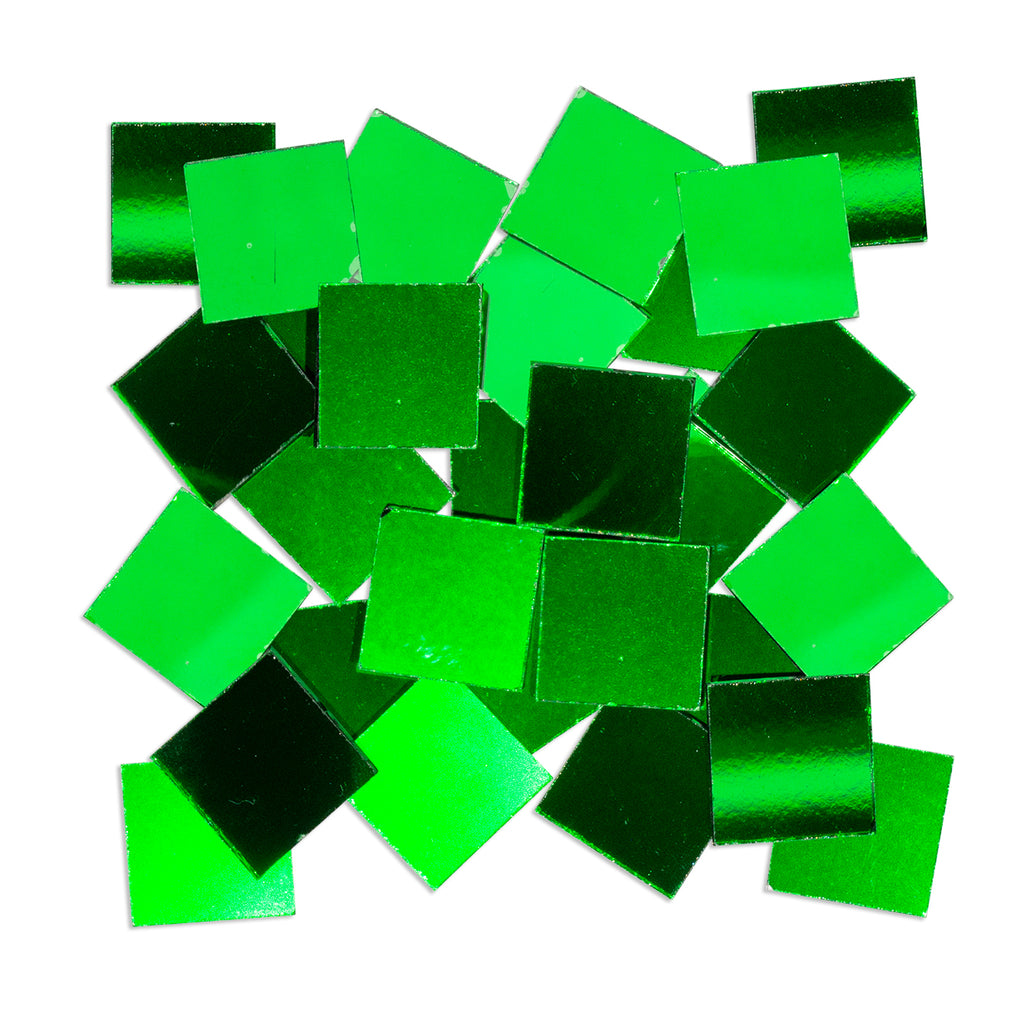 Green Metallic 25mm 250g