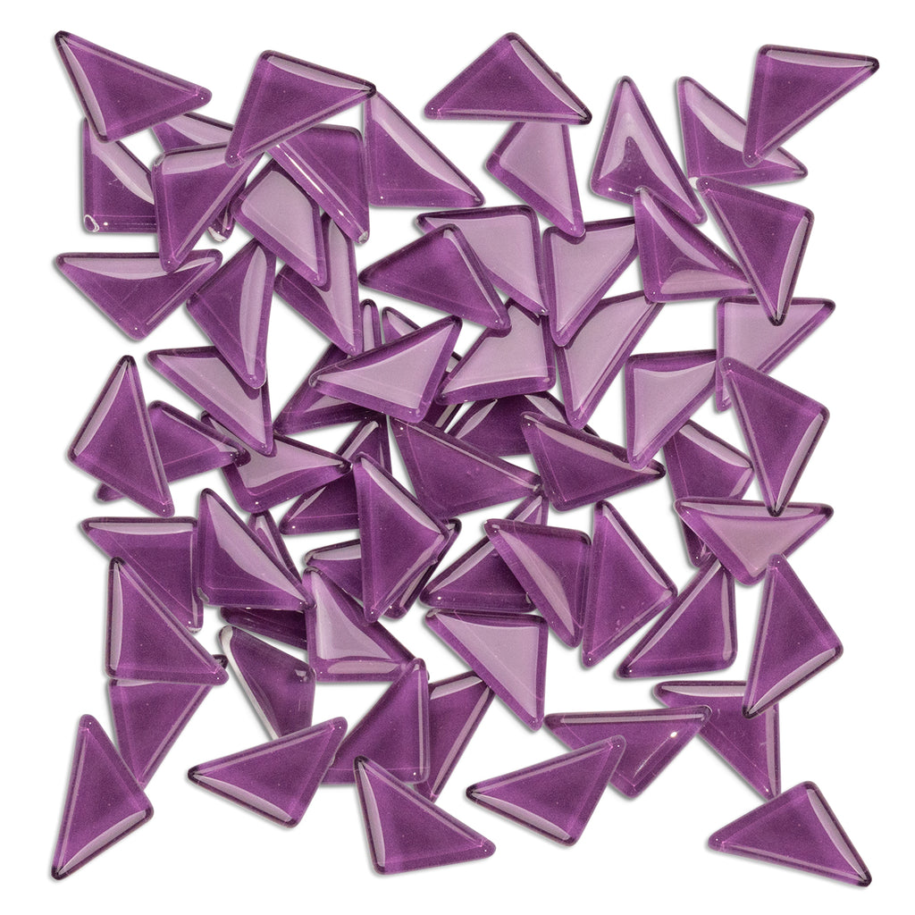 Purple Triangles 250g - COMING SOON