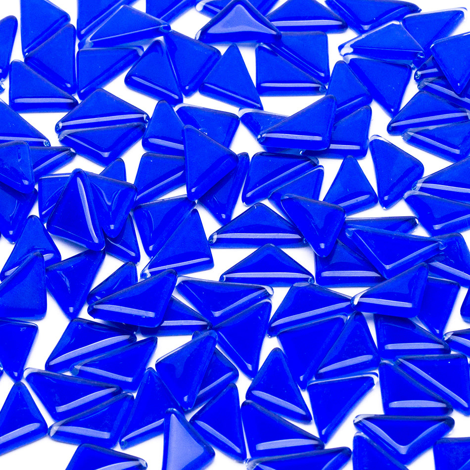 Dark Blue Triangles 250g
