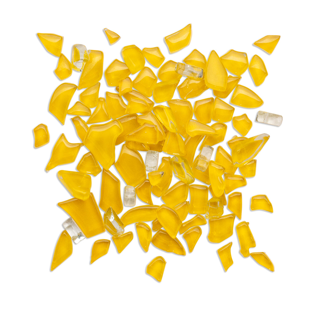 Yellow Crackled 250g