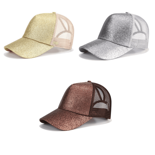 Ponytail Baseball Cap | BUY 1, GET 2 FREE