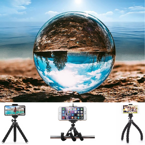 Crystal Photography Sphere+ Free Octopus Tripod