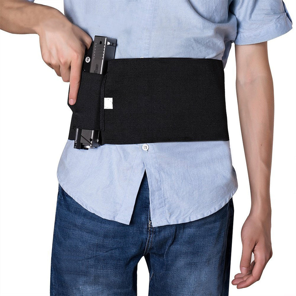 BUY STEALTH ANKLE HOLSTER, GET BELLY HOLSTER FREE