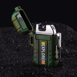 Waterproof Survival Plasma Lighter
