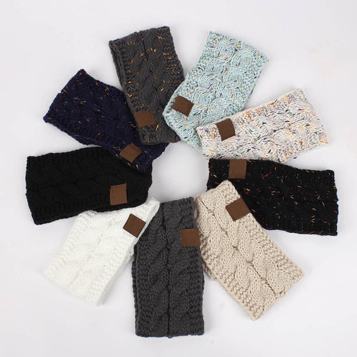 Soft Knit Winter Headband | BUY 1, GET 2 FREE