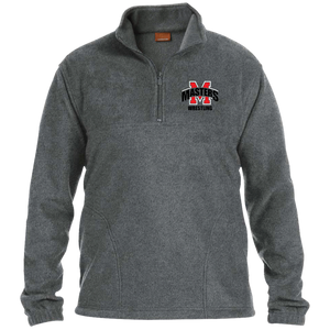 Mat Masters 1/4 Zip Fleece Pullover