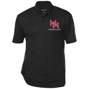 MM Wrestling Polo