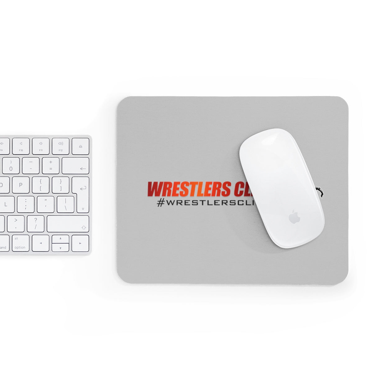 Wrestler's Clinic Mousepad