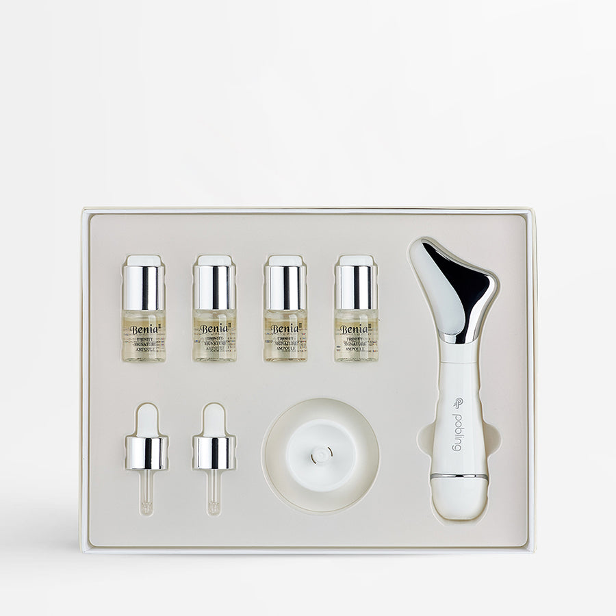 Trinity Signature Ampoule with Galvanic