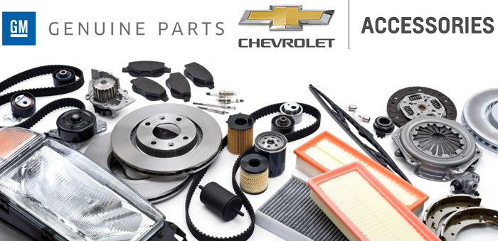 GM Chevorlet parts